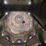 monitoraggio delle pareti interne della Cupola del Brunelleschi e del Duomo di Firenze