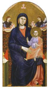 Giotto, Madonna Giotto, foto Antonio Quattrone