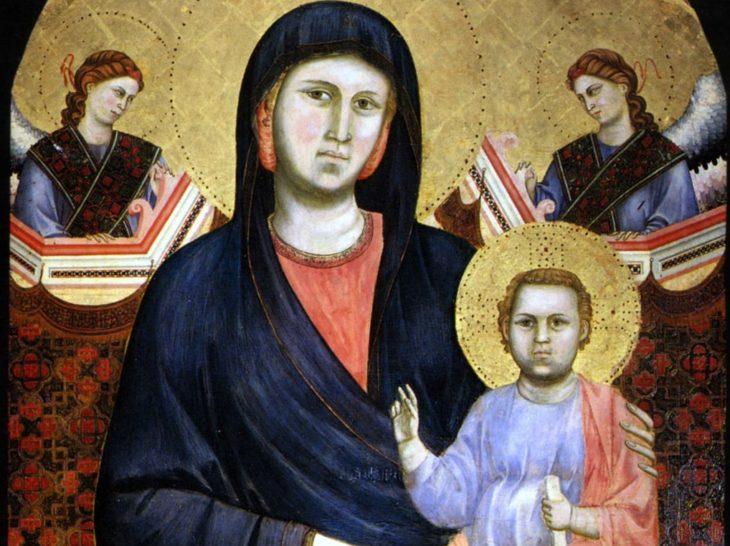 Giotto, Madonna Giotto, foto Antonio Quattrone (b)