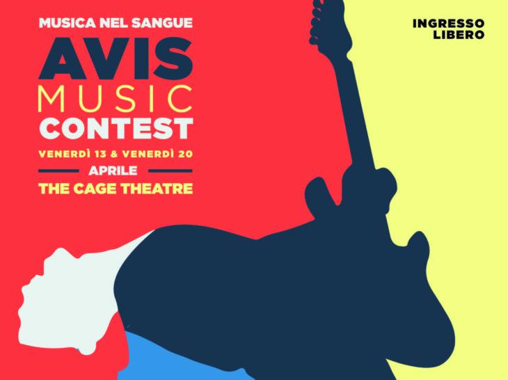 Locandina Avis Music Contest