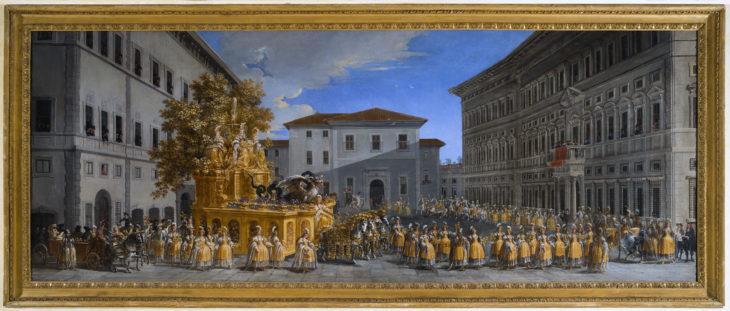 Schor – Carnevale a Roma