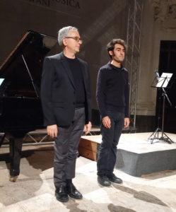 Carlo Palese e Dario Garofalo