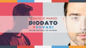 Diodato+Suvari_BannerTheCage