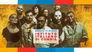 Istituto Italiano di Cumbia_Banner Cage