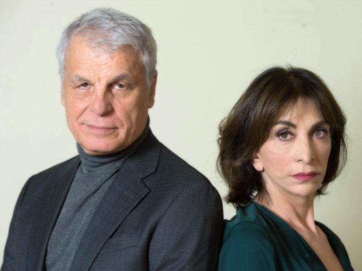 Michele Placido e Anna Bonaiuto_1