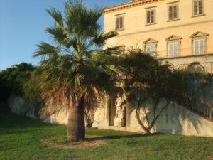 4 – Parco di Villa il Ventaglio – la Villa