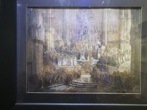 Il bozzetto di Zeffirelli per una scena del Don Carlo_preview