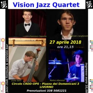 Vision Jazz Quartet