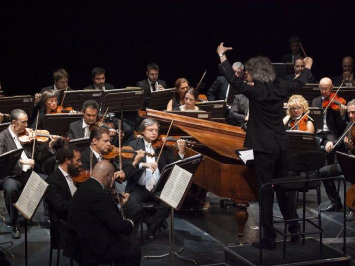 Federico Maria Sardelli e Orchestra del Maggio (Foto1) -® Pietro Paolini – TerraProject –
