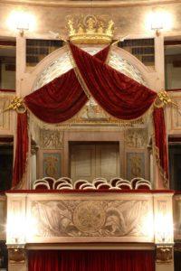 teatro del giglio di lucca, dicembre 2006, interni ed esterni