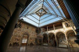 Villa medicea La Petraia (interno)_preview