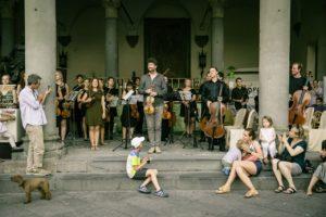 Virtuoso&Belcanto 2016 – concerto in piazza San Michele, Lucca (foto Peter Adamik)