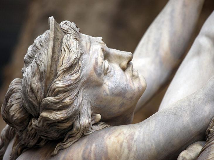 Pio Fedi – The Rape of Polyxena, 1865 – Loggia dei Lanzi, Florence