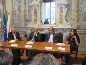 Da sx Dezzi Bardeschi, Giani, Tagliasacchi, Donati_WEB