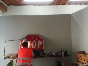 Exit Enter in residenza d'artista a Uovo alla Pop Galleria