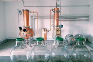 Podere Castellare_distilleria
