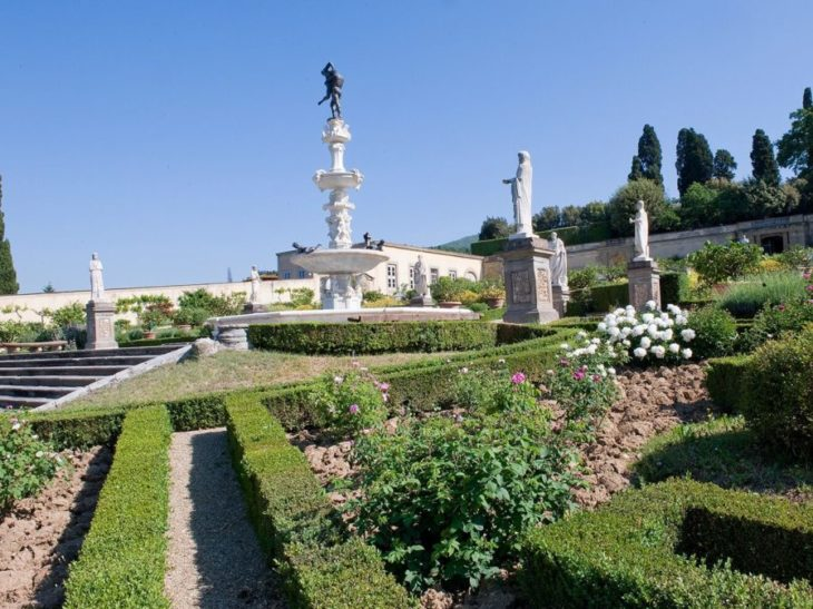 Villa medicea Giardino della Villa Medicea di Castello_preview