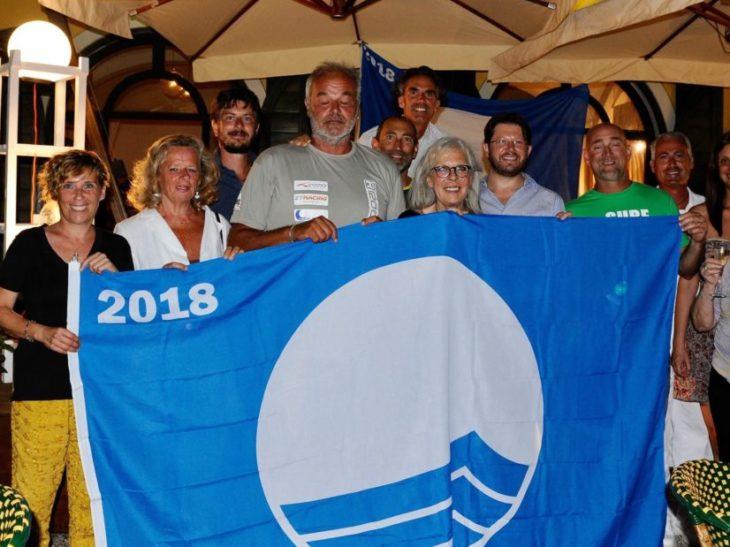 Bandiera Blu Castiglioncello 2