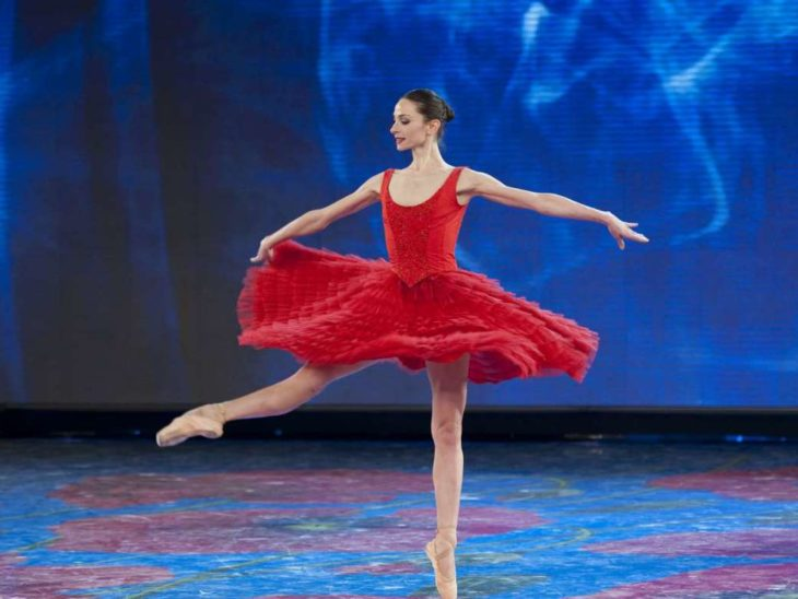 Foto Anbeta Amici Festival Ballet