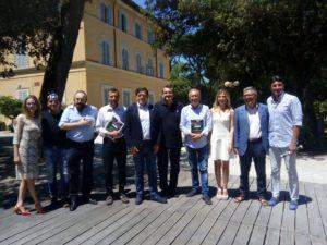 M Benedetti- D Mancini – A Buscemi-D De Filippi – A Giovannetti – M Simoni – C Sottili- S Toniolo – F Diolaiuti – G Galli