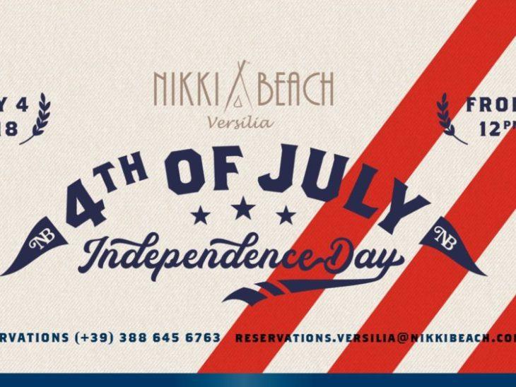 Nikki Beach Versilia Indipendence Day_4.07
