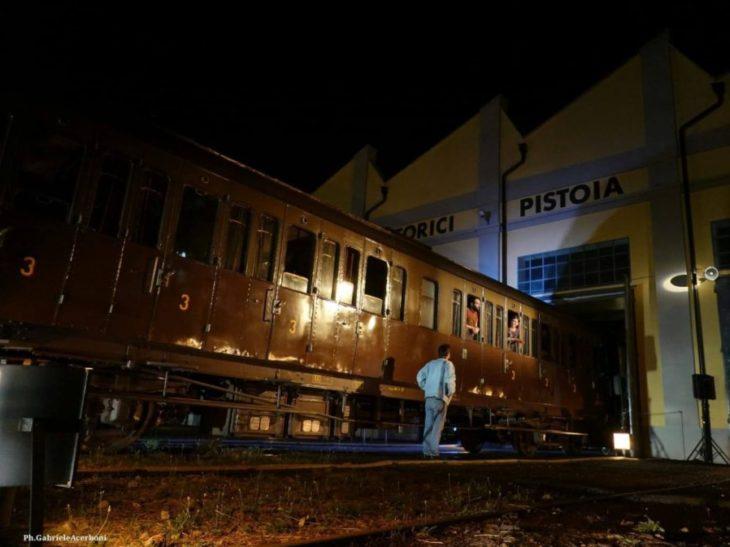 PROGETTO T al Deposito Rotabili Storici di Pistoia – fino all'8 luglio –
