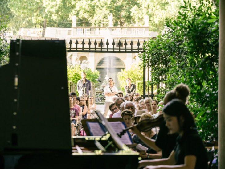 Virtuoso & Belcanto – concerto Palazzo Pfanner