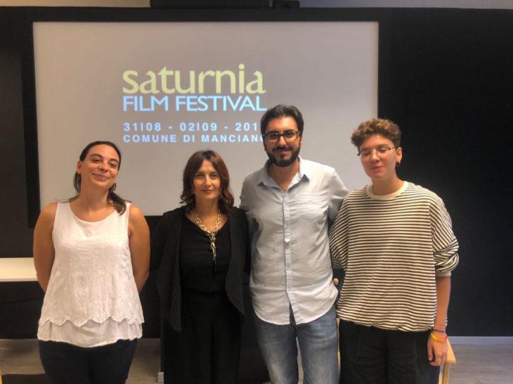 Conferenza Saturnia Film festival_organizzatori