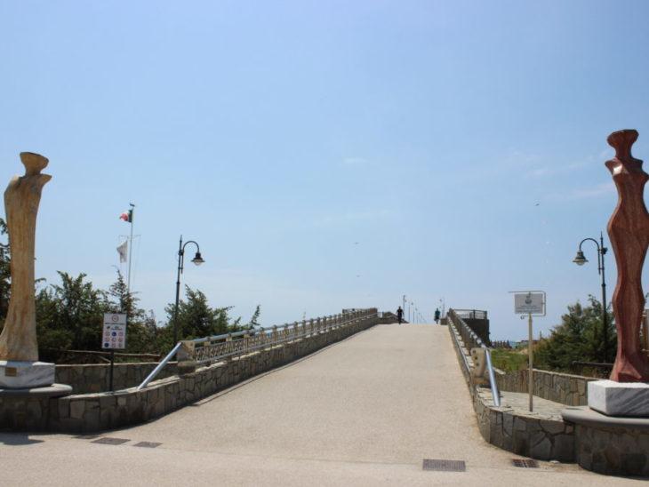 Foto Sentinelle del Pontile di Tonfano