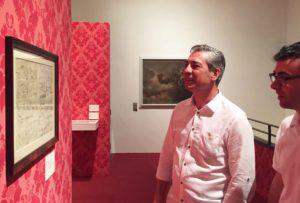 Nicola Luisotti alla Fondazione Ragghianti 2