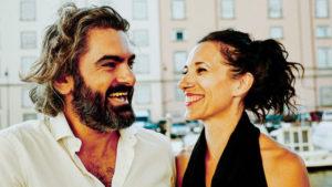Santomauro e Alessia Cepuglio