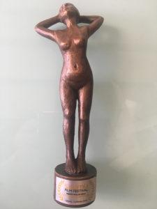 Statuetta_premio_Saturnia Film festival