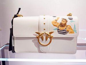 La borsa creata da Rame13 per Pinko