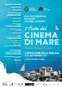 Locandina_Festa del cinema di mare