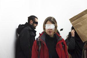 Matteo Coluccia, Fare un'immagine di tanto in tanto, Performance
