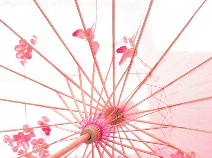 Ombrellino giapponese