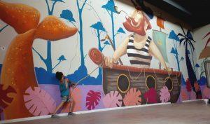 Un murale di Rame13