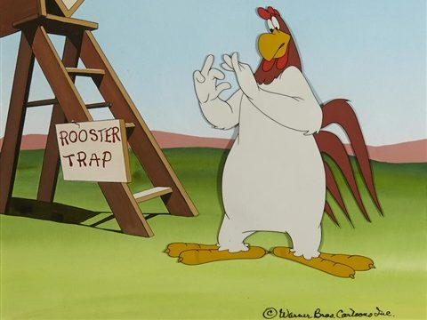 warner-bros.-studios-two-celluloids-of-foghorn-leghorn