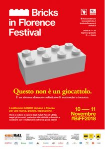 Bricks in Florence 2018 manifesto