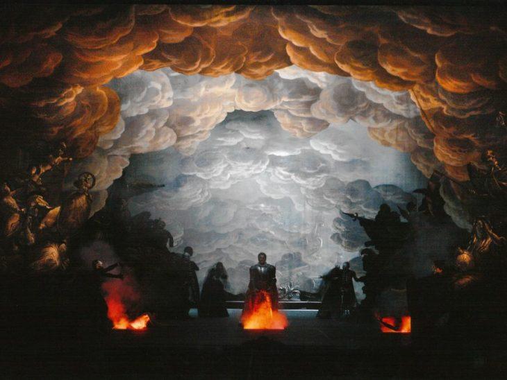 Don Giovanni allestimento MET NY 2