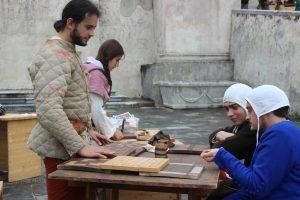 Foto figuranti 2 Pietrasanta Medievale