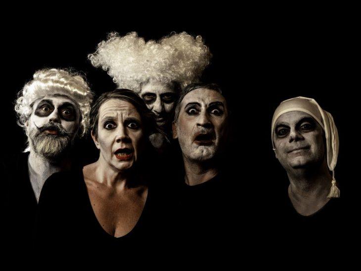 Gruppo fantasmi e fratelli desmond