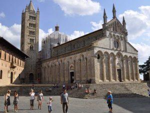 Massa_Marittima, il_Duomo