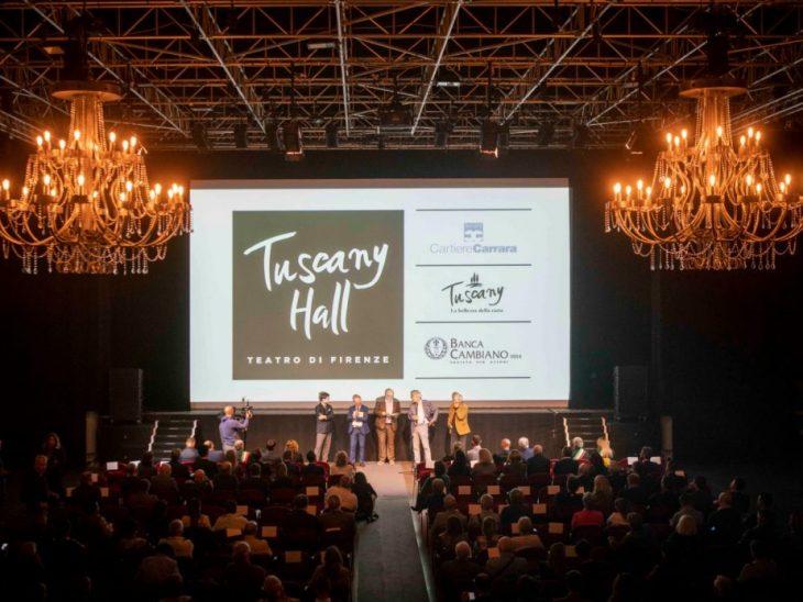 Presentazione TuscanyHall