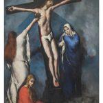 Primo Conti, Crocifissione, 1924