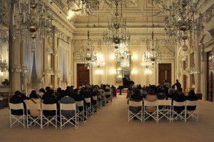 Da Firenze all'Europa – Sala Bianca Palazzo Pitti (2)