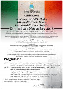 Locandina 4 novembre 2018 TIPO