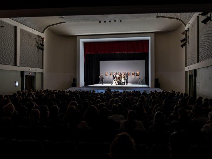 Platea e palco Traviata