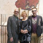 antonio Marras, Irene Enriquez, Gianluca Gorazzi _la cultura torna di moda_