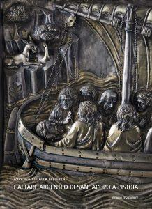 copertina Altare Argenteo di San Iacopo